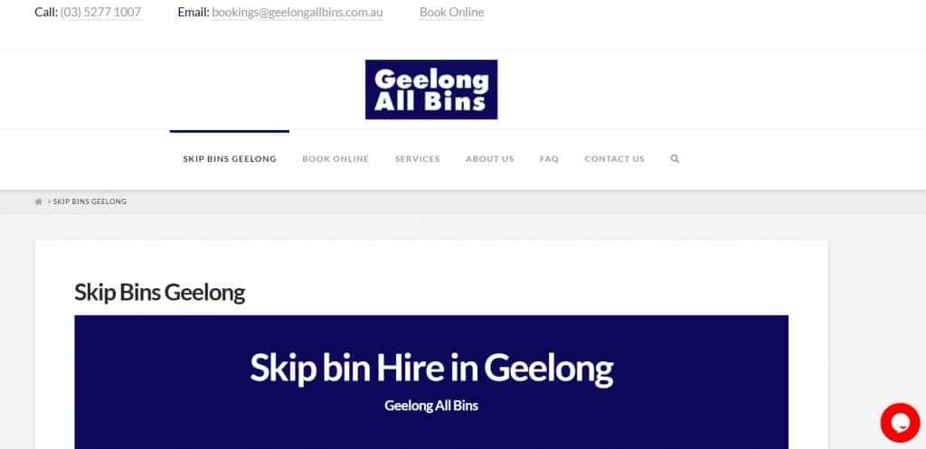 All Bins Geelong