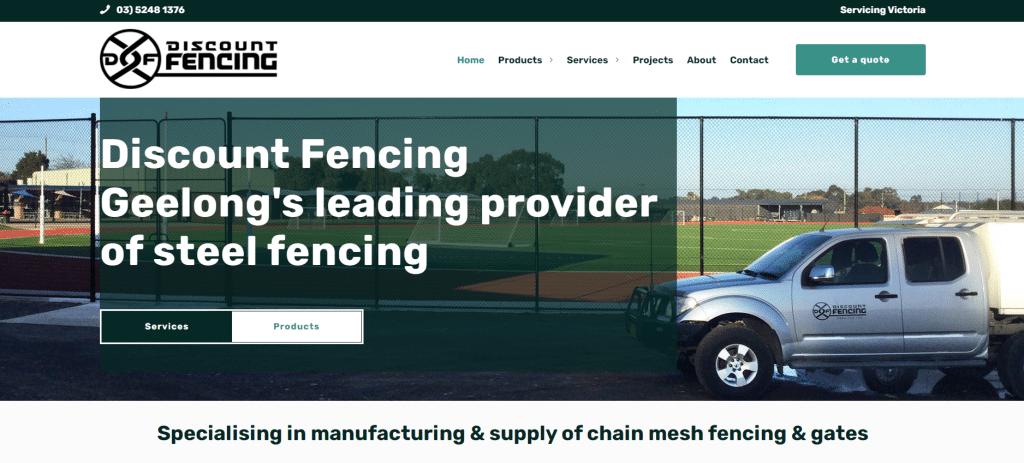 Discount Fencing Geelong