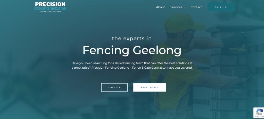 Precision Fencing Geelong