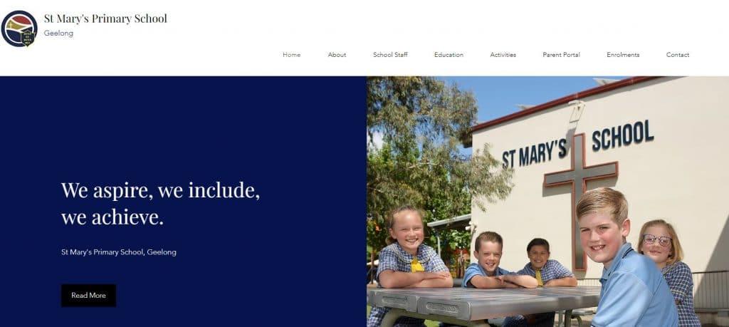 St Mary's Primary School Geelong