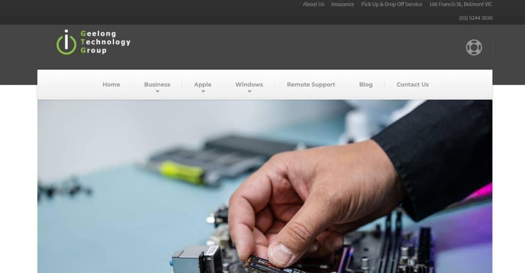 Geelong Technology Group