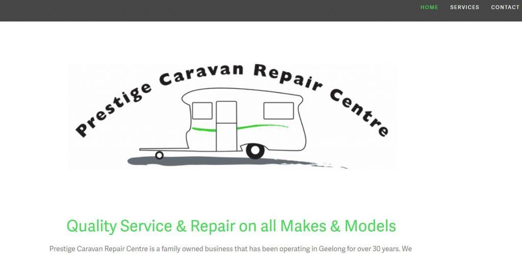 Prestige Caravan Repair Centre Geelong