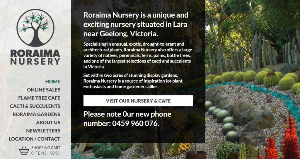 Roraima Nursery Geelong