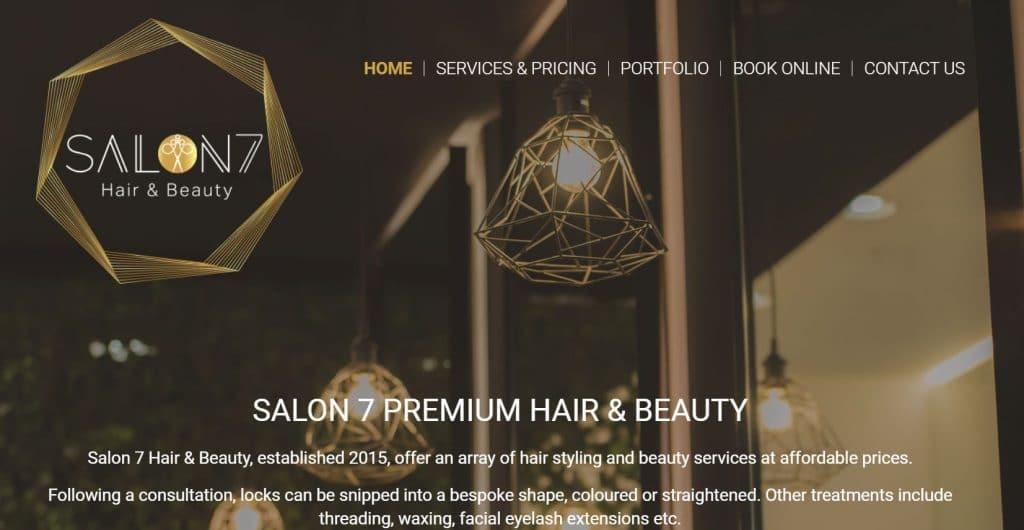 Salon 7 Hair And Beauty Geelong