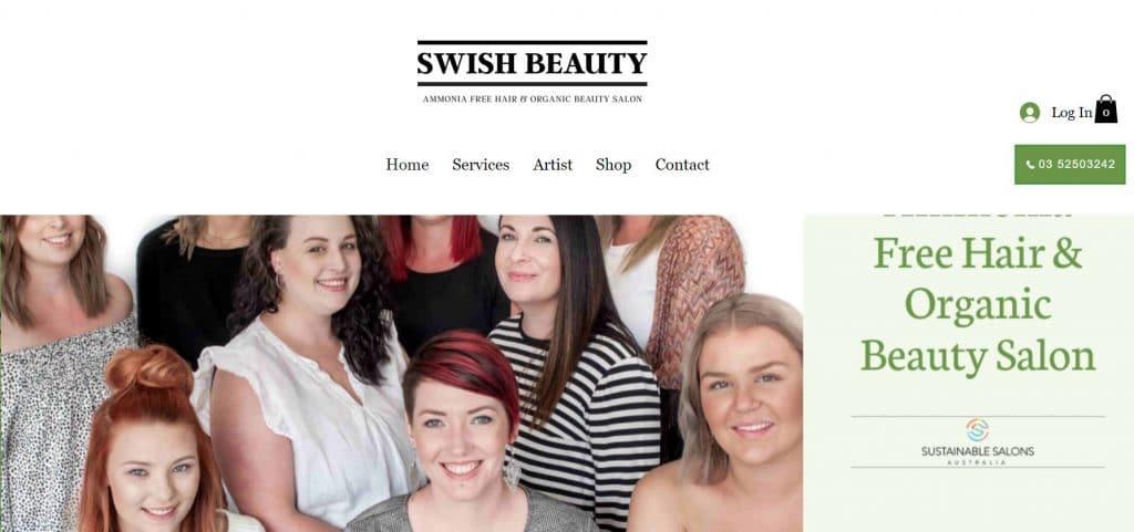 Swish Beauty Geelong