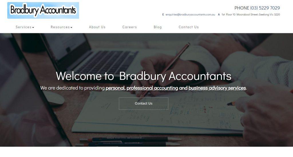 Bradbury Accountants Geelong