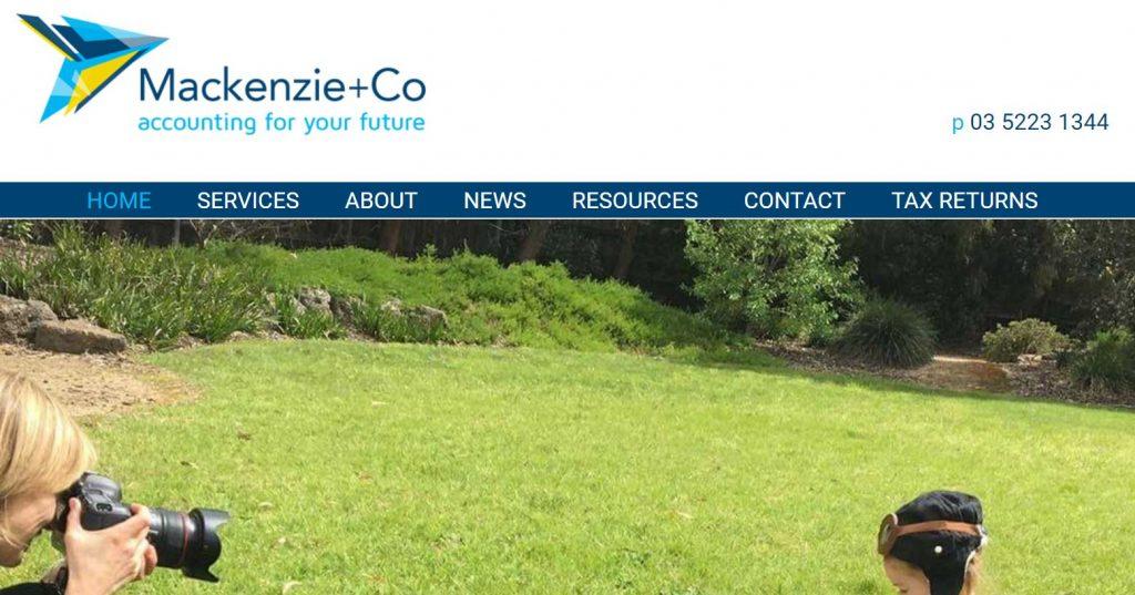 Mackenzie & Co. Accountants Geelong