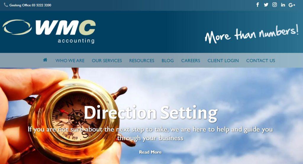 WMC Accounting Geelong
